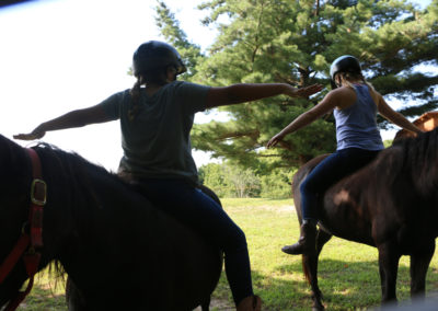 Youth Equine Yoga